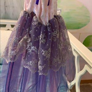 handmade Dresses - Girl dress size 5
